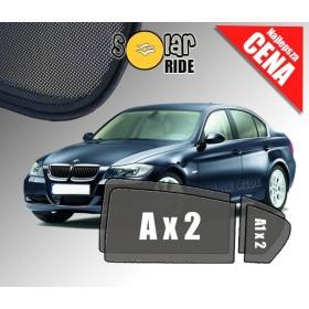 Zasłonki / zasłony / rolety / roletki / osłony / osłonki przeciwsłoneczne dedykowane / pod wymiar / do BMW E90