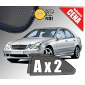 Zasłonki / roletki / osłony przeciwsłoneczne dedykowane do Mercedes-Benz W203 Sedan C-Klasa