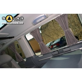 Zasłonki do Mercedes-Benz W639 Viano Vito (wersja Krótka)
