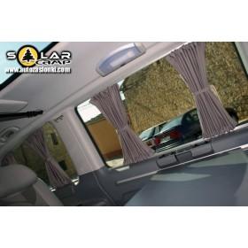 Zasłonki do Mercedes-Benz W639 Viano Vito (wersja Extra Długa)