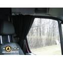 Zasłonki kabiny kierowcy do busa / busów