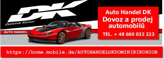 AUTOHANDEL DK - Dovoz a prodej automobilů