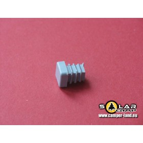Plastic plug for rails-24 units