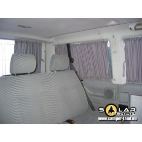 Curtains VW Volkswagen T4 Caravelle, Campervan Set