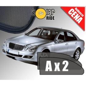 Zasłonki / rolety / roletki / osłony / osłonki przeciwsłoneczne dedykowane / pod wymiar / do Mercedes-Benz W211 Sedan E-Klasa