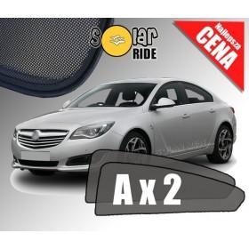Zasłonki / roletki / osłony przeciwsłoneczne dedykowane do Opel Insignia A Sedan Liftback (2008-2017)
