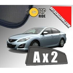 Zasłonki / roletki / osłony przeciwsłoneczne dedykowane do Mazda 6 Sedan GH 2007-2012