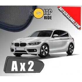 Zasłonki / roletki / osłony / osłonki przeciwsłoneczne dedykowane / pod wymiar / do BMW serii 1 F20 (2011-2019