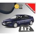 Zasłonki / roletki / osłony przeciwsłoneczne dedykowane do Renault Laguna II Hatchback / Liftback (2001-2007)