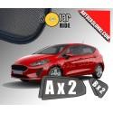 Zasłonki / roletki / osłony przeciwsłoneczne dedykowane do Ford Fiesta VII (2017-)