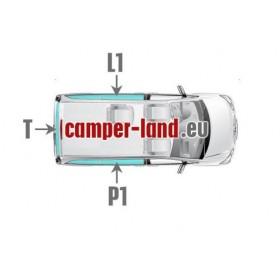 Zasłonki do Volkswagen T5 Transporter