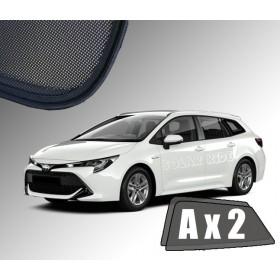 Zasłonki / roletki / osłony przeciwsłoneczne dedykowane do Toyota Corolla XII Kombi od 2018-