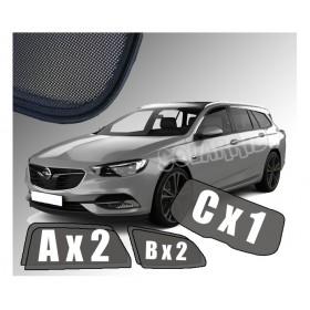 Zasłonki / roletki / osłony przeciwsłoneczne dedykowane do Opel Insignia Sports Tourer / Kombi (2017-)