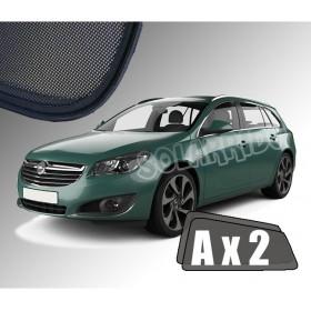 Zasłonki / roletki / osłony przeciwsłoneczne dedykowane do Opel Insignia A Kombi (2008-2017)