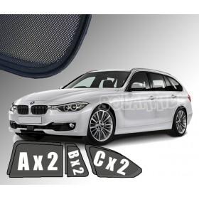 Zasłonki / roletki / osłony przeciwsłoneczne dedykowane do BMW serii 3 F31 Touring (2011-2018)