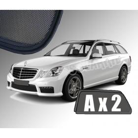 Zasłonki / roletki / osłony przeciwsłoneczne dedykowane do Mercedes-Benz Klasa E W212 S212 Kombi (2009-2016)