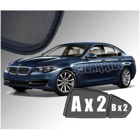 Zasłonki / roletki / osłony / osłonki przeciwsłoneczne dedykowane / pod wymiar / do BMW 5 F10  (2010-2017)