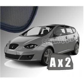 Zasłonki / roletki / osłony przeciwsłoneczne dedykowane do Seat Altea XL (2006-2015)
