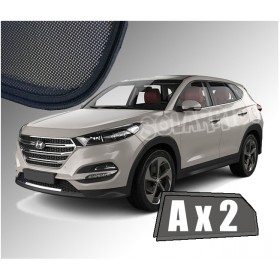 Zasłonki do Hyundai Tucson III 2015-