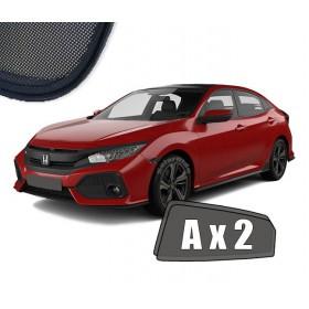Zasłonki  do Honda Civic X Hatchback (2015- )