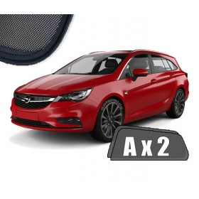 Zasłonki / roletki / osłony przeciwsłoneczne dedykowane do Opel Astra K Sports Tourer / Kombi (2015-)