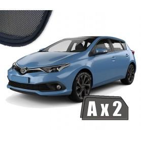 Zasłonki / roletki / osłony przeciwsłoneczne dedykowane do Toyota Auris II Hatchback (2012-2019)