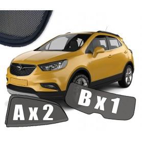 Zasłonki do Opel Mokka / Mokka X  (2012-2019)