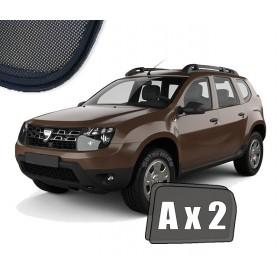 Zasłonki do Dacia Duster (2010-2018)