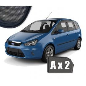 Zasłonki / zasłony / rolety / roletki / osłony / osłonki przeciwsłoneczne dedykowane / pod wymiar / do Ford C-Max I