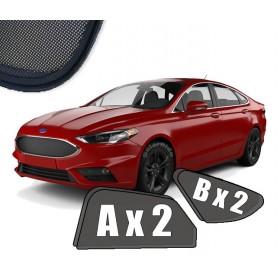 Zasłonki / roletki / osłony przeciwsłoneczne dedykowane do Ford Mondeo V Sedan lub Liftback