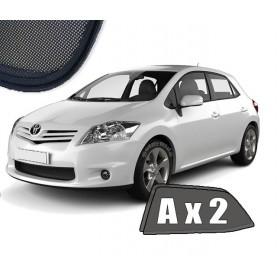 Zasłonki / roletki / osłony przeciwsłoneczne dedykowane do Toyota Auris I (2006-2013)