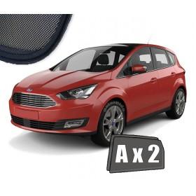 Zasłonki / rolety / roletki / osłony / osłonki przeciwsłoneczne dedykowane / pod wymiar / do Ford C-Max II