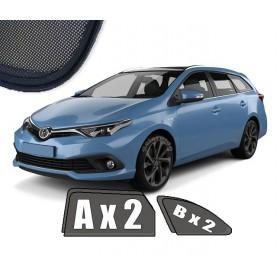 Zasłonki / roletki / osłony przeciwsłoneczne dedykowane do Toyota Auris II Kombi (2012-2019)-