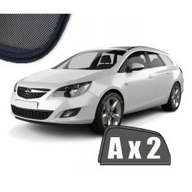 Zasłonki / roletki / osłony przeciwsłoneczne dedykowane do Opel Astra J Kombi Sports Tourer (2009-2019)