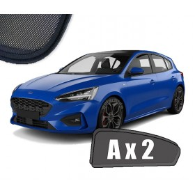 Zasłonki / rolety / roletki / osłony / osłonki przeciwsłoneczne dedykowane / pod wymiar / do Ford Focus IV Hatchback (2018-)