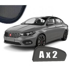 Zasłonki / roletki / osłony / osłonki przeciwsłoneczne dedykowane / pod wymiar / do Fiata Tipo Sedan (2015-)