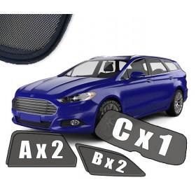 Zasłonki / zasłony / rolety / roletki / osłony / osłonki przeciwsłoneczne dedykowane / pod wymiar / do Ford Mondeo V Kombi