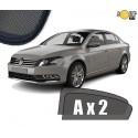 Zasłonki / roletki / osłony przeciwsłoneczne dedykowane do VW Volkswagen Passat B7 Sedan (2010-2014)