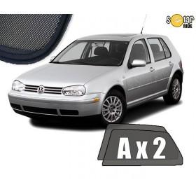 Zasłonki / roletki / osłony przeciwsłoneczne dedykowane do VW Volkswagen Golf 4 (5 Drzwi) (1997-2006)