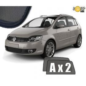 Zasłonki / roletki / osłony przeciwsłoneczne dedykowane do VW Volkswagen Golf Plus (2005-2014)
