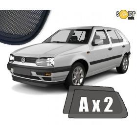 Zasłonki / roletki / osłony przeciwsłoneczne dedykowane do Volkswagen Golf 3 (5 Drzwiowy)