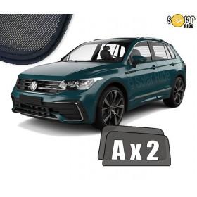 Zasłonki / roletki / osłony przeciwsłoneczne dedykowane do VW Volkswagen Tiguan II (2016-)