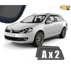 Zasłonki / roletki / osłony przeciwsłoneczne dedykowane do VW Volkswagen Golf 6 Kombi Variant (2008-2016)