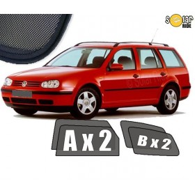 Zasłonki / roletki / osłony przeciwsłoneczne dedykowane do VW Volkswagen Golf IV Variant Kombi