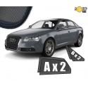 Zasłonki / roletki / osłony przeciwsłoneczne dedykowane do Audi A6 C6 Sedan (2004-2011)