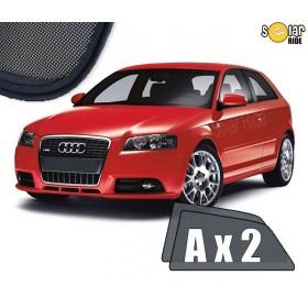 Zasłonki / zasłony / rolety / roletki / osłony / osłonki przeciwsłoneczne dedykowane do Audi A3 (2003-2012)