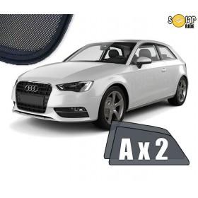 Zasłonki / roletki / osłony / osłonki przeciwsłoneczne dedykowane / pod wymiar / do Audi A3 8V (2012-2020) 3 drzwi