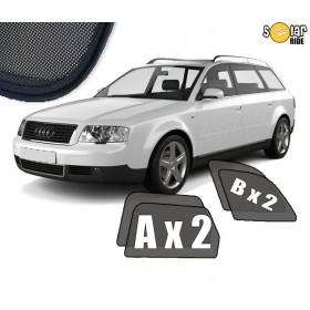 Zasłonki / roletki / osłony przeciwsłoneczne dedykowane do Audi A6 AVANT C5 1997-2006