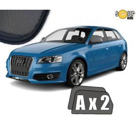 Zasłonki / roletki / osłony przeciwsłoneczne dedykowane do Audi A3 Sportback