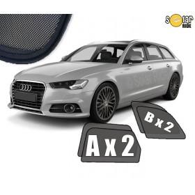 Zasłonki / rolety / osłony / osłonki przeciwsłoneczne dedykowane / pod wymiar / do Audi A6 C7 Avant (2011-2018)